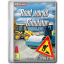Roadworks, Simulator Icon