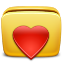 Favorites, Folder, Icon Icon