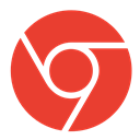 Chrome, Red Icon