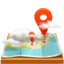 City, Map Icon