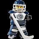 Hockey, Lego, Player Icon