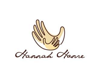 hand,lines,fancy,handwritten logo