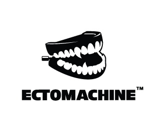 3d,teeth,fancy,jaw logo