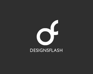 design,flash,round,curves logo