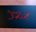 Tango - Personal Business Card
