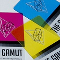Colorful Transparent Card Design