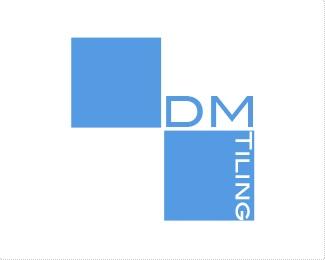 DM Tiling logo