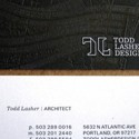 Todd Lasher Design
