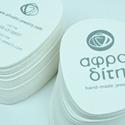 Aphrodite Business Card