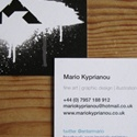 Recyclable Business Card