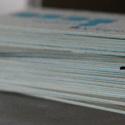 Letterpress Design Cards