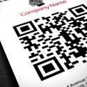 QR Code Identity Card