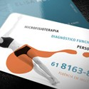 Personal Fitness Buiness Card