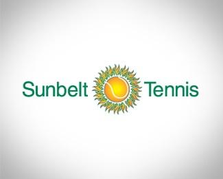Sunbelt Tennis logo