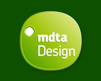 design,mdta logo