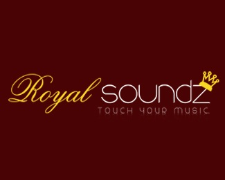 music,dj,musician,deejay,soundz logo