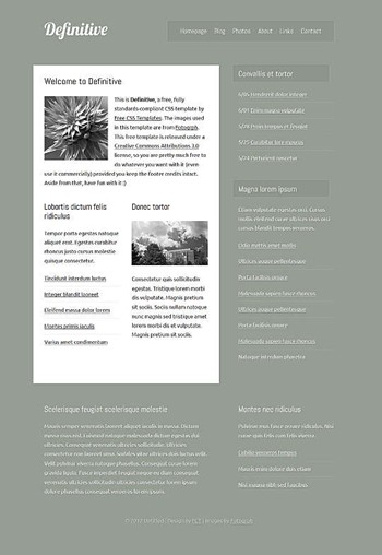 blog,neutral,personal website template