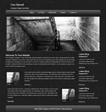 Grey Stairwell